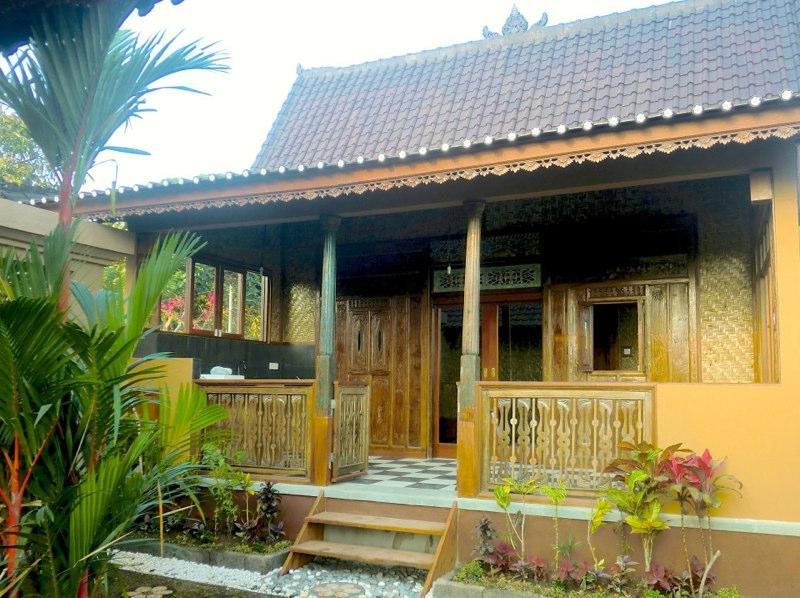 Jasmine Joglo - Jasmine Cottage Ubud - (pool,wifi,ricefield views) - Ubud - rentals