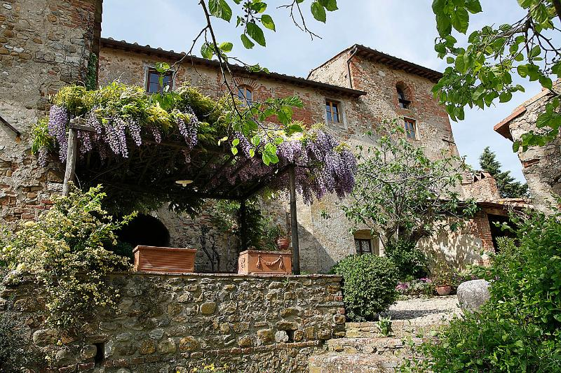 Tuscan Country house in the chianti area with pool - Image 1 - San Casciano in Val di Pesa - rentals