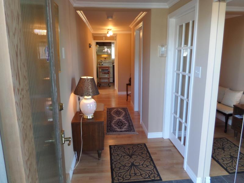 Front Hall - Home Away From Home - Saint John's - rentals