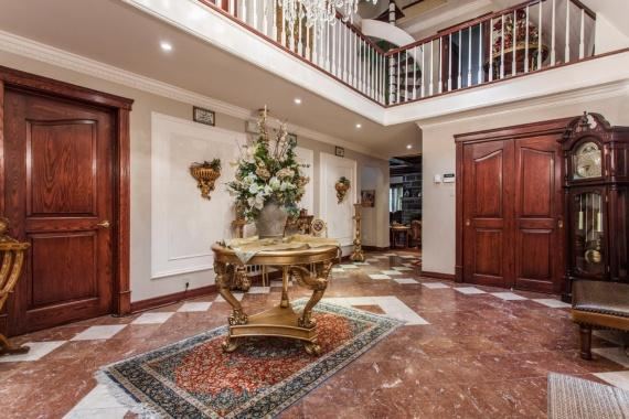 Entrance Hall - Gorgeous and spacious water view mansion - Montreal - rentals