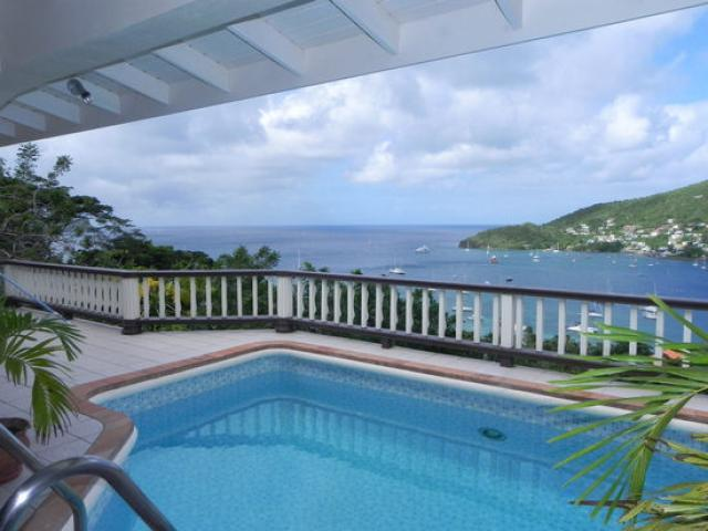 Views over looking Admiralty Bay - Pattree North - Belmont - rentals