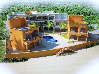 Casita del Faro- Oceanfront Three Bedroom Home - Image 1 - Puerto Morelos - rentals