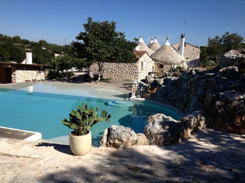 Dimora Casanoja Villa e Suite in Noci - Puglia - Image 1 - Noci - rentals