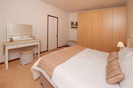 Bedroom One - Merlot Cottage @ La Galiniere - Franschhoek - rentals