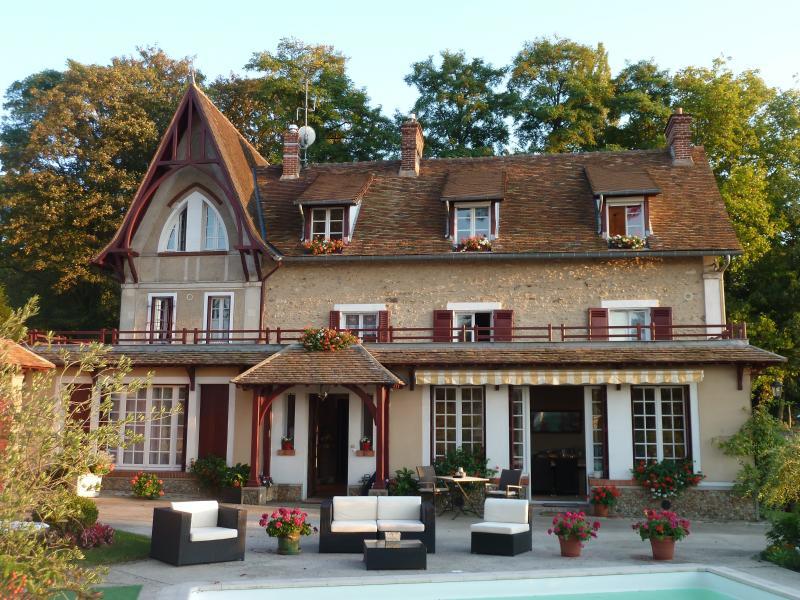 Maison anglo normande - La (website: hidden) - Orgeval - rentals