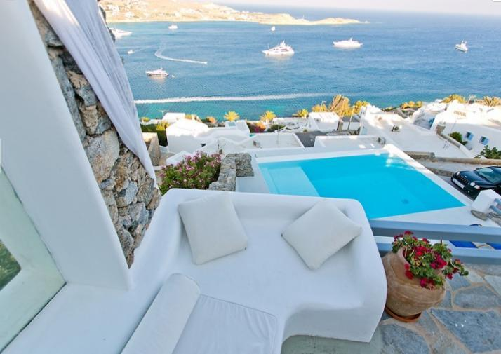 Turquoise View - Image 1 - Mykonos - rentals