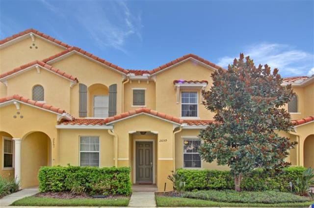 Front - Fantastic location 3 Bedroom Townhome gated commun - Kissimmee - rentals