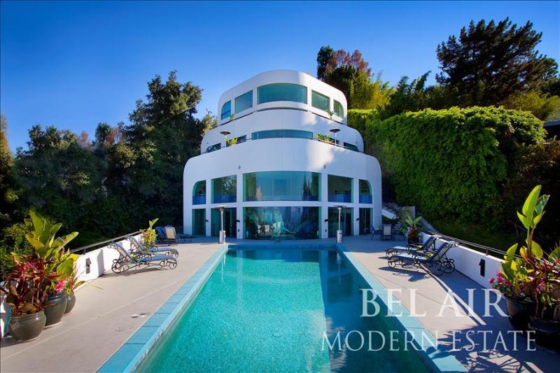 Bel Air Modern Estate - Image 1 - Beverly Hills - rentals