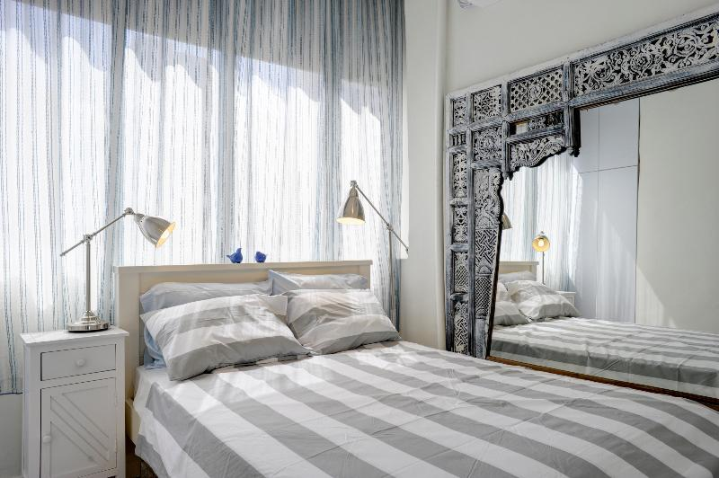 Gorgeous boutique apartment across the beach - Image 1 - Tel Aviv - rentals