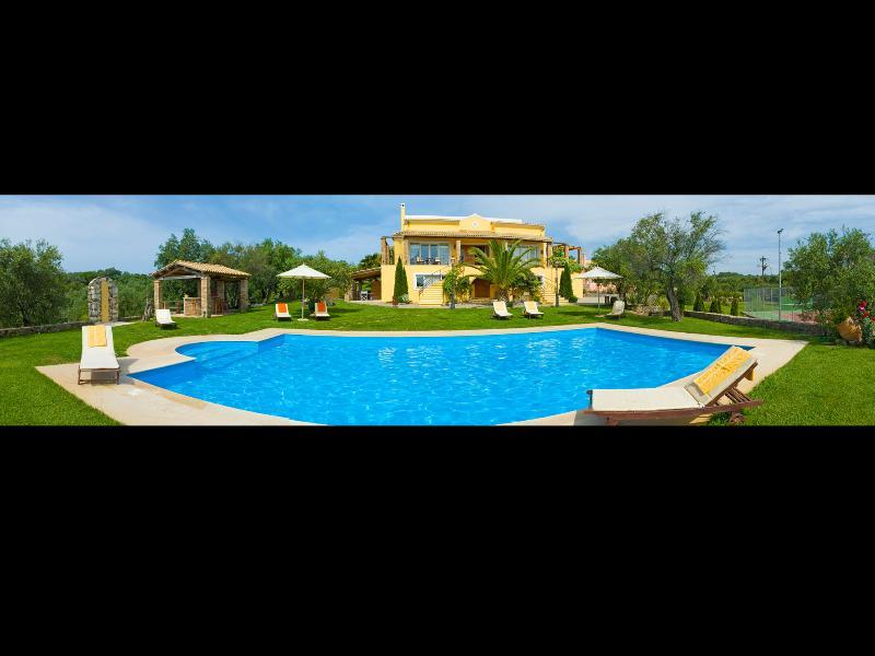 Villa Privilege Classic & Exclusive - Villa Privilege Classic & Exclusive with Tennis co - Gouvia - rentals