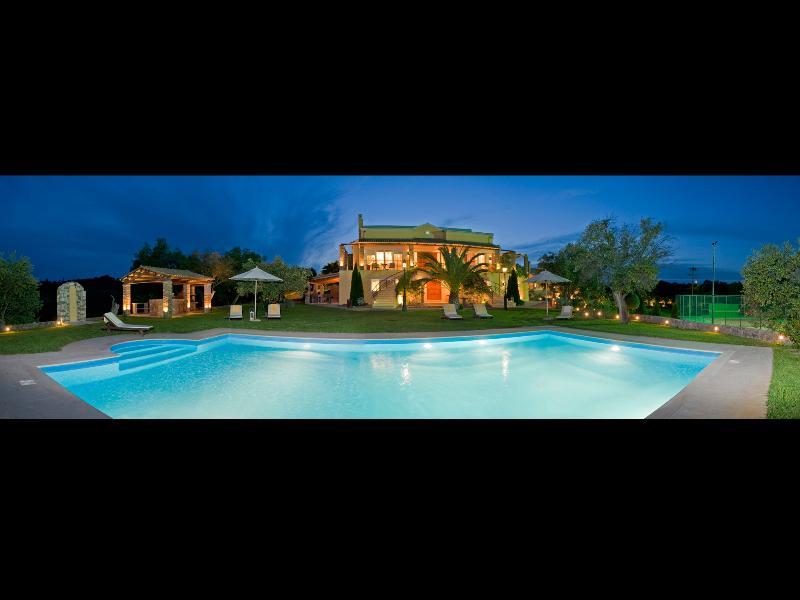 Villa Privilege Classic - Villa Privilege Classic with Tennis court - Gouvia - rentals