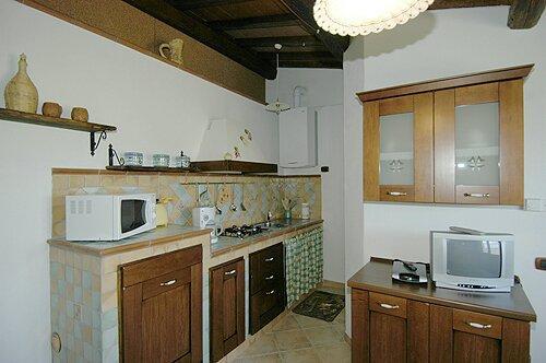 Girasole's Kitchen - Agriturismo Casa Rossa - Girasole - Peccioli - rentals