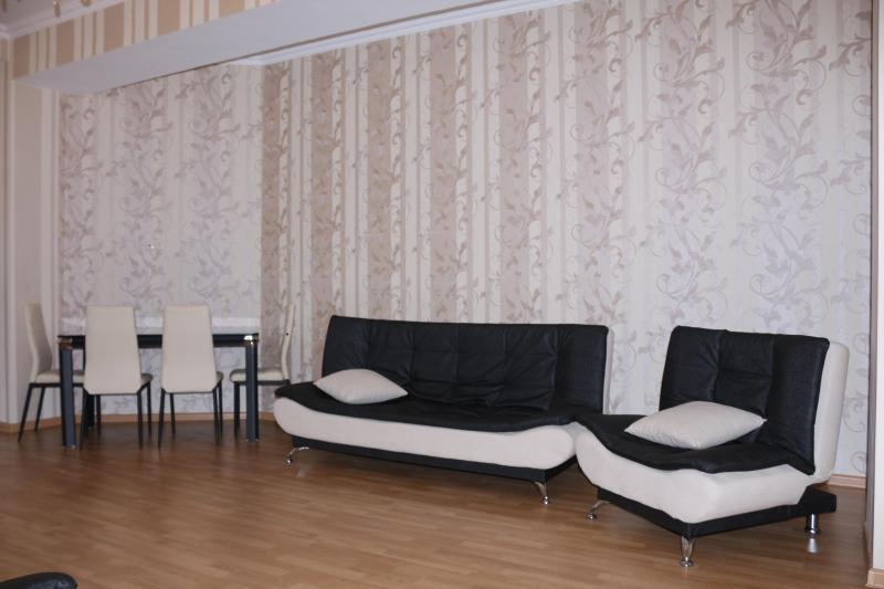 Luxury 2 Bedroom Apartment Saburtalo - Image 1 - Tbilisi - rentals