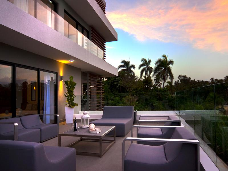 Luxury Designer Beachfront Apartment - Image 1 - Las Terrenas - rentals