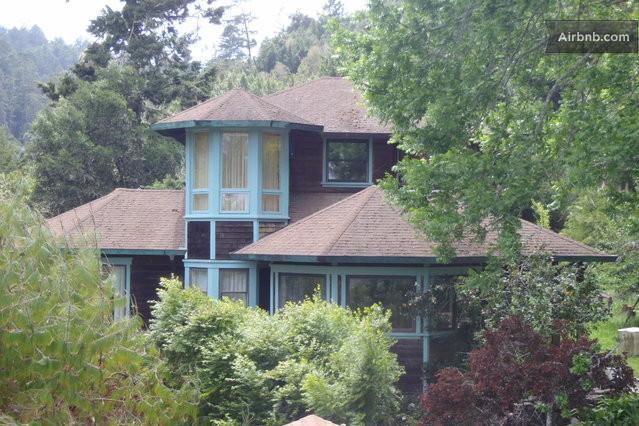 The Sherburne House - Image 1 - Point Reyes Station - rentals