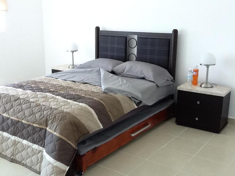 Master Bedroom with double bed - Amazing vacations at Playa del Carmen - Playa del Carmen - rentals
