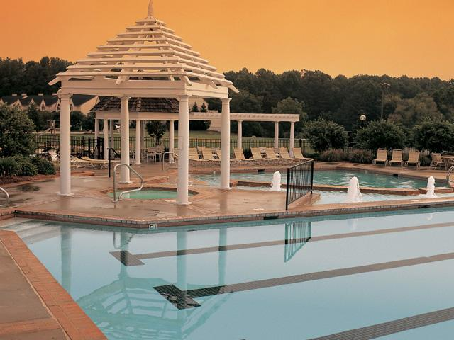 outdoor pool - Williamsburg 2Br  - Diamond Resorts Historic Powhatan Plantation - Williamsburg - rentals