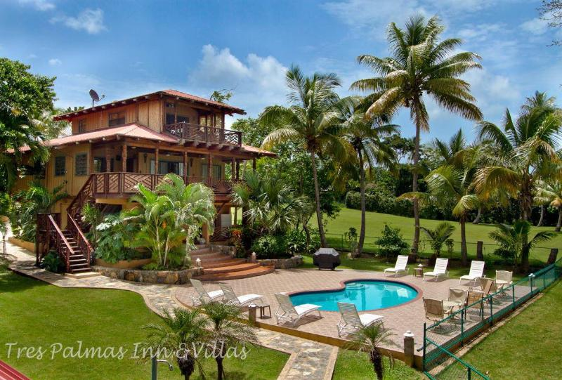 Beautiful Beachfront Villa - Villa by the Sea - Rincon - rentals