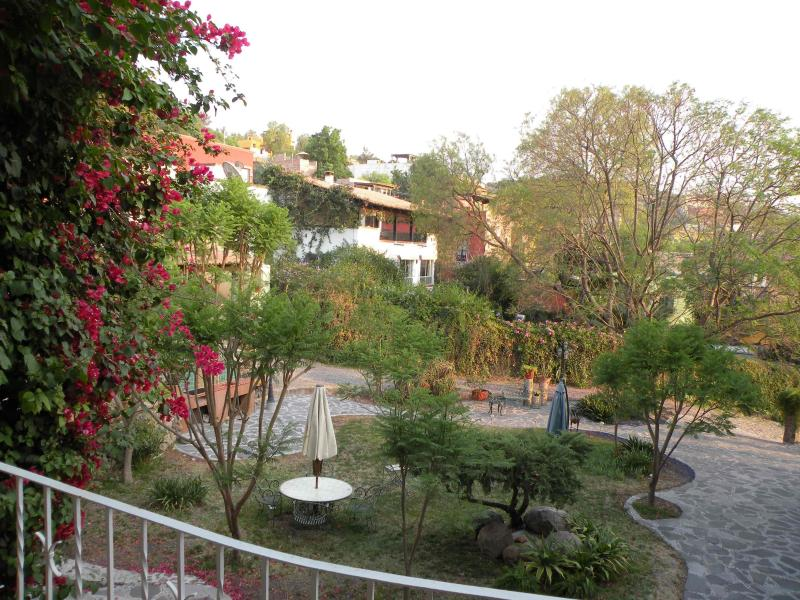Gardens - Sunny San Miguel Home, furnished two bedroom apartment, large gardens. Totally equipped - San Miguel de Allende - rentals