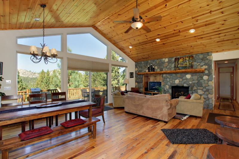 Splendid View lodge!  Indoor heated Swimming pool! - Image 1 - South Lake Tahoe - rentals