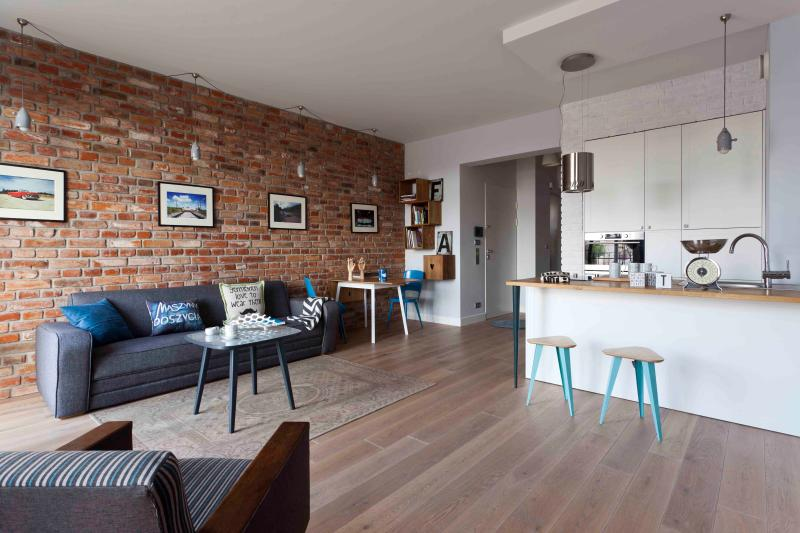 Luxury, design apartment - art & view 2 - Image 1 - Warsaw - rentals
