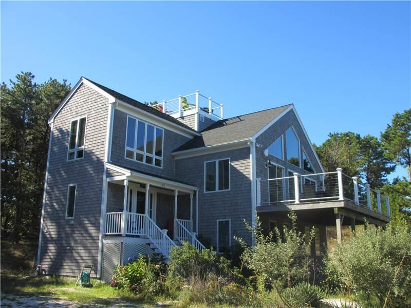 BEAUTIFUL HARBOR VIEWS! - WELDR - Image 1 - Wellfleet - rentals