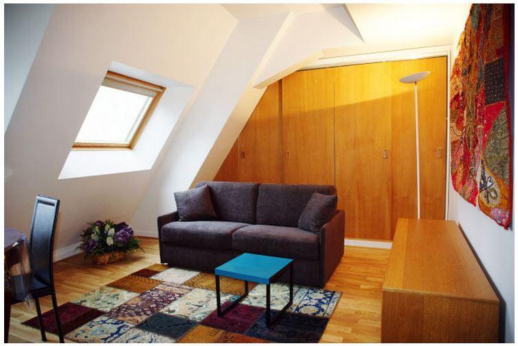 Marais 1 bedroom  (4423) - Image 1 - Paris - rentals