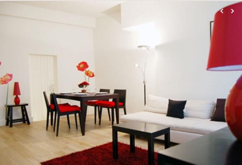 Marais 1 bedroom  (4448) - Image 1 - Paris - rentals