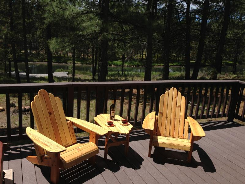 Peace Keeps Company with Adventure! Furnishings Made Locally - Three Rivers Retreat near Sunriver - Bend - rentals