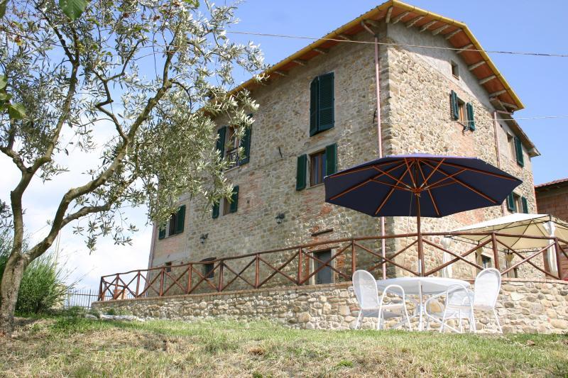 Villa Bastiola - Villa Bastiola - Apartment Quercia (self catering) - Calzolaro - rentals