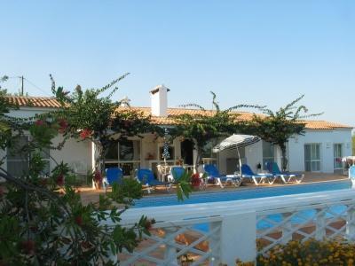 Luxury Villa W/ Private Pool, Terrace &Amp; Sea Views - Image 1 - Olhao - rentals