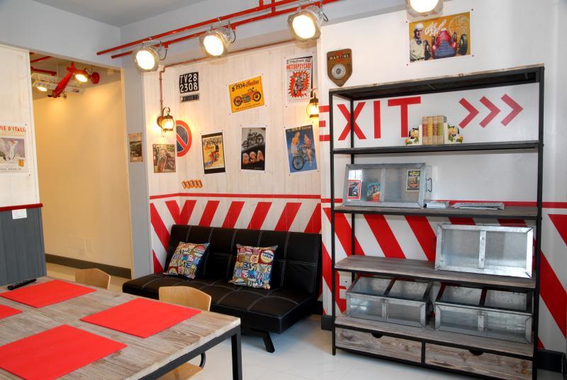Living room - Serenissima - in the middle of main Veneto cities - Vittorio Veneto - rentals