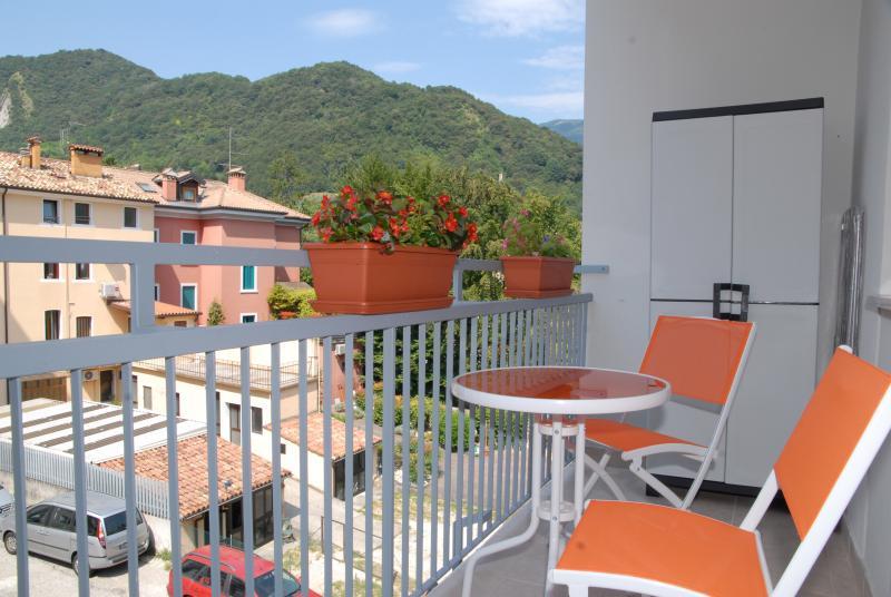 Tami Holidays - Terrace #1 - Serenissima - 1 bedroom 3 guests - Vittorio Veneto - rentals