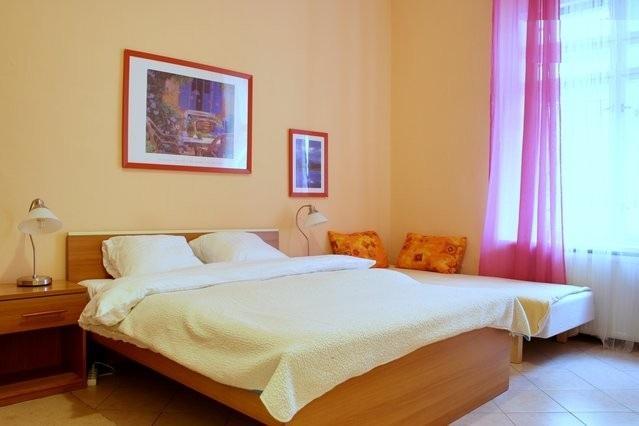 Apartment near the Havlicek's garden - Image 1 - Prague - rentals
