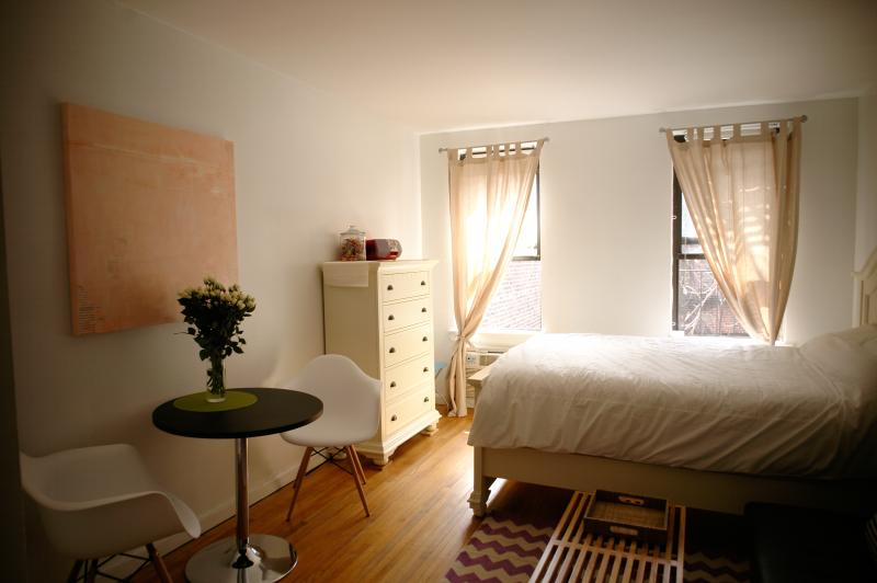 A place called home on your trip! - Sunny New Renovated Designer Studio E. VILLAGE - New York City - rentals