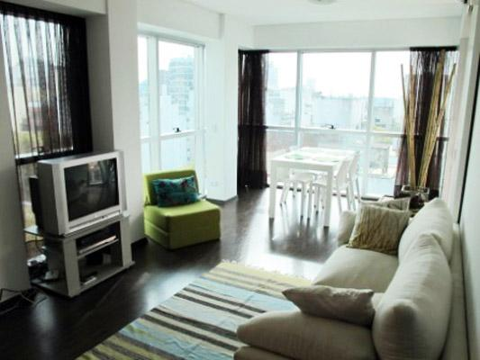1 bedroom apartment with amenities - Uriarte and Charcas st, Palermo Soho (67PAS) - Image 1 - Buenos Aires - rentals