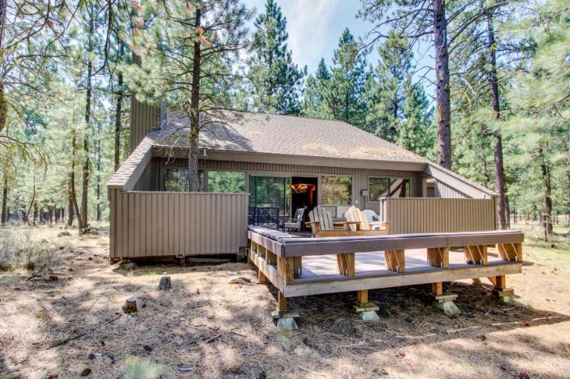 Black Butte Ranch Rock Ridge Cabin - Image 1 - Black Butte Ranch - rentals