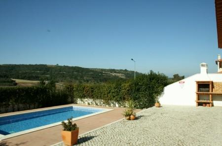 125633 - Luxury Villa with private Pool and Country Views, walking distance to Obidos Castle, Sleeps 6/8 - Obidos - Image 1 - Obidos - rentals