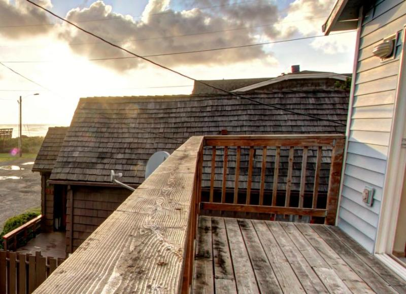 Dog-friendly, oceanview home close to downtown and the beach! - Image 1 - Rockaway Beach - rentals