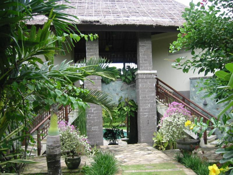 Main entrance - Bali Accomodation, Changgu Luxury Ocean Vacation V - Canggu - rentals