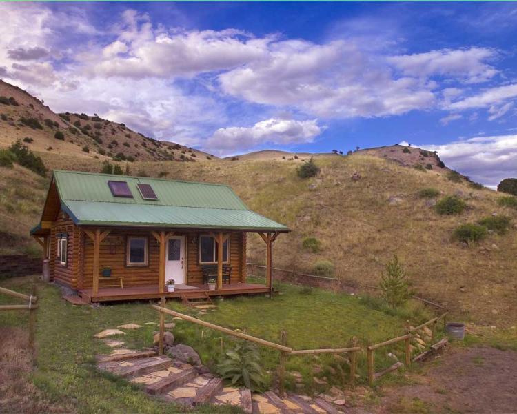 MontanaCabinRetreats Cabin #1 - Montana Cabin Retreat in Beautiful ParadiseValley - Emigrant - rentals