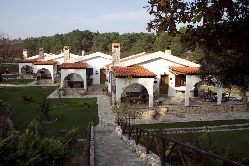 Apolithomeno Dasos Holiday Villas - Image 1 - Soufli - rentals