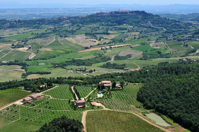 Overview - Agriturismo Il Cavalierino - Montepulciano - rentals