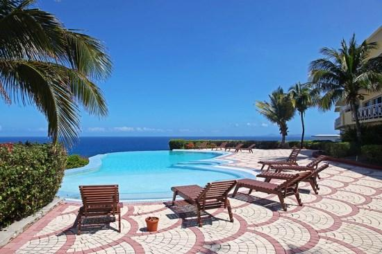 Atlantica Beach Club Condo - Unit 4 *Dawn Beach* - Image 1 - Philipsburg - rentals