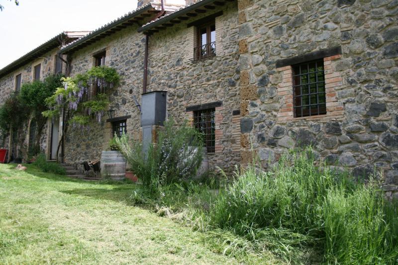 Vignolo west facade - CASALE VIGNOLO, La Soffitta - Orvieto - rentals