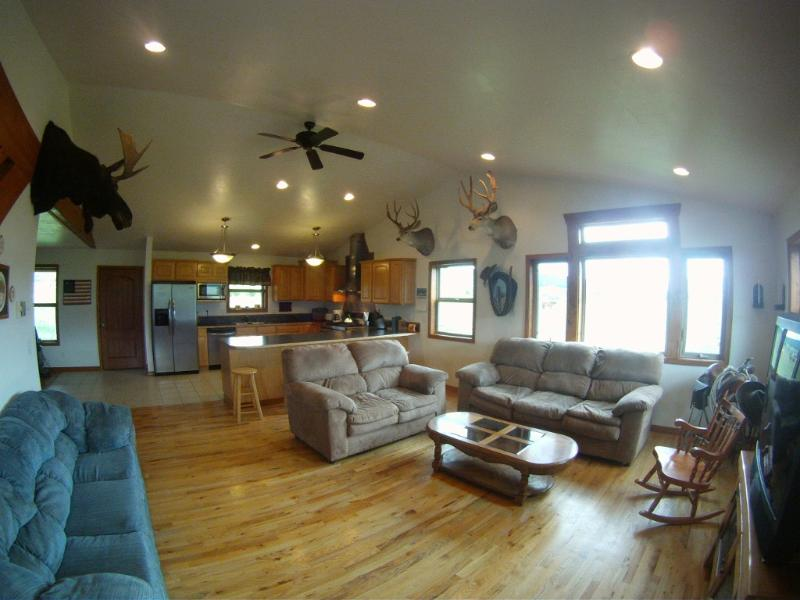 4 Bedroom Home, Jackson Hole, Yellowstone Nearby! - Image 1 - Etna - rentals