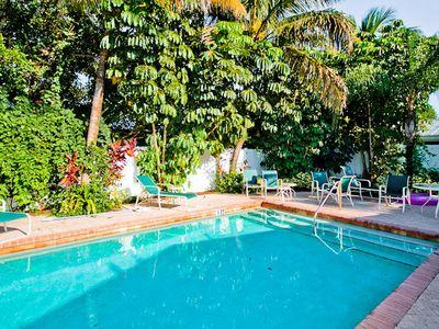 Pool - Starfish Beach Unit 3 - Holmes Beach - rentals