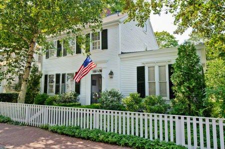 CLASSIC COLONIAL ON MAIN STREET - EDG AOCO-96 - Image 1 - Edgartown - rentals