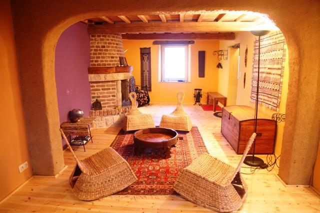 The Anthropologite: charming Ardennes stonehouse eco-renovated in 2013 - Image 1 - Beauraing - rentals