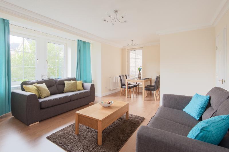 Roseburn Maltings Apartment - Image 1 - Edinburgh - rentals